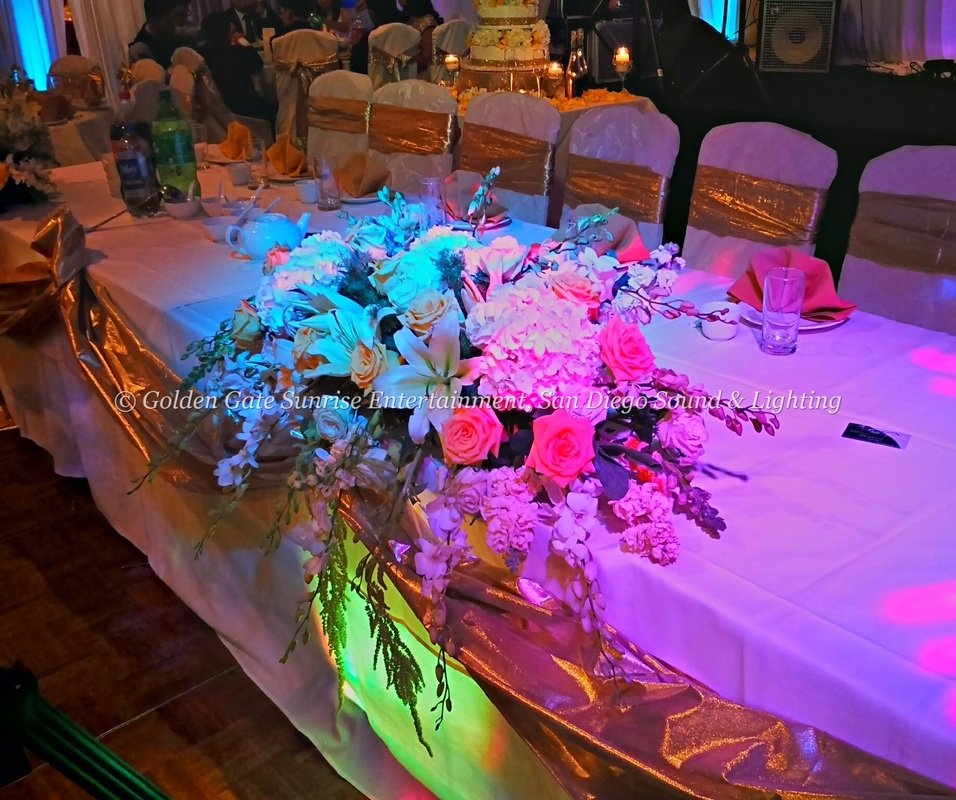 Wedding Lighting Decorations, Best Wedding Lighting, San Diego Event Lighting Rentals