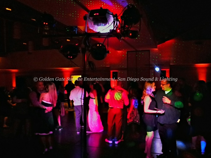 Lighting Rental Beverly Hills, Dance Floor Lighting Rental, Stage Lighting