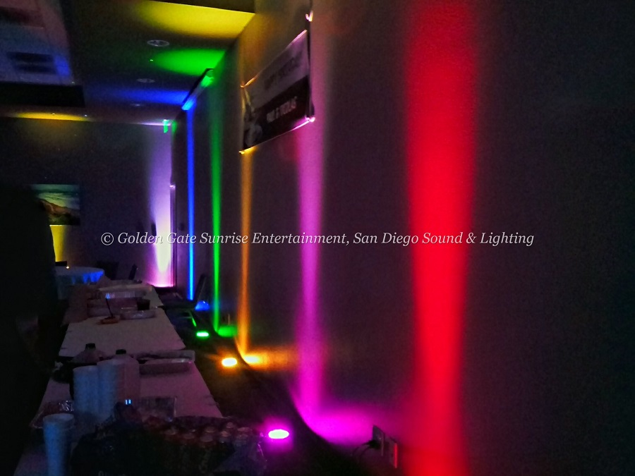Rent LED Wall Lights LED Up Lighting Rental San Diego Colorful LED Up Lights & LED UpLighting Rental San Diego Wall Lights Rental - San Diego ... azcodes.com